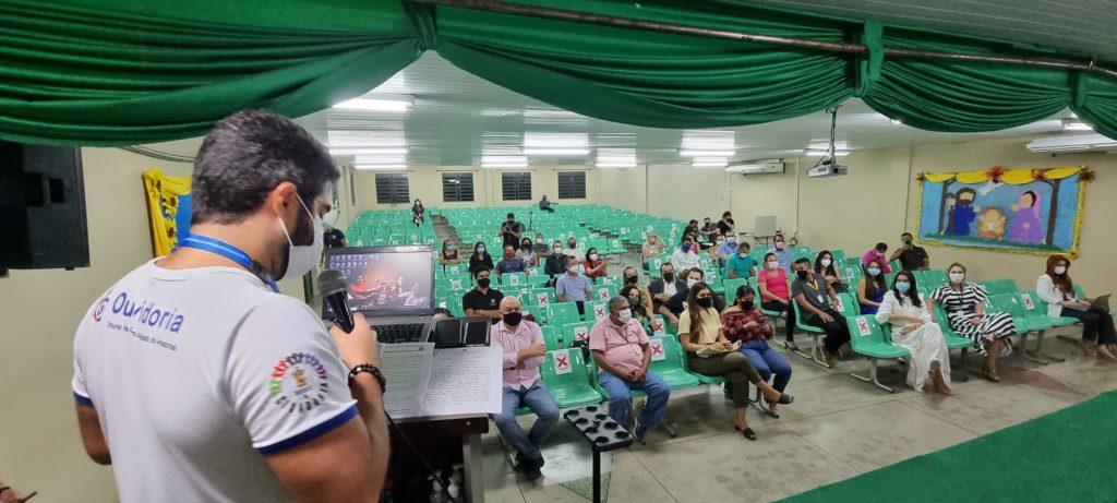 Ouvidoria do TCE-AM estimulou a participação popular na gestão pública de Parintins