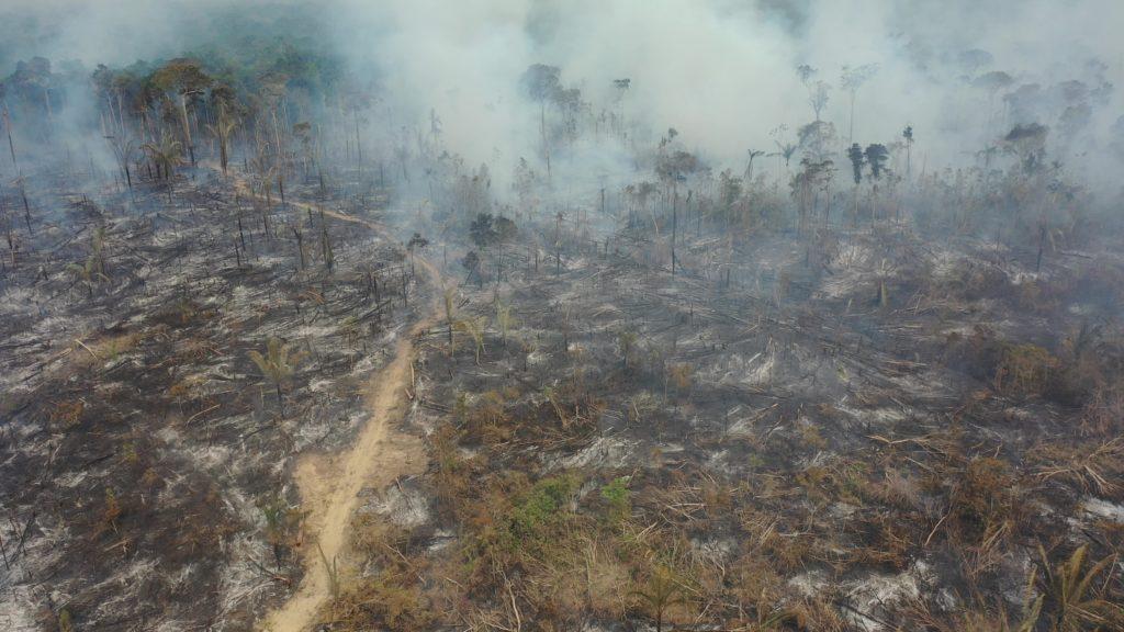 Inspeção técnica do TCE-AM identifica focos de incêndio em municípios do Sul do AM
